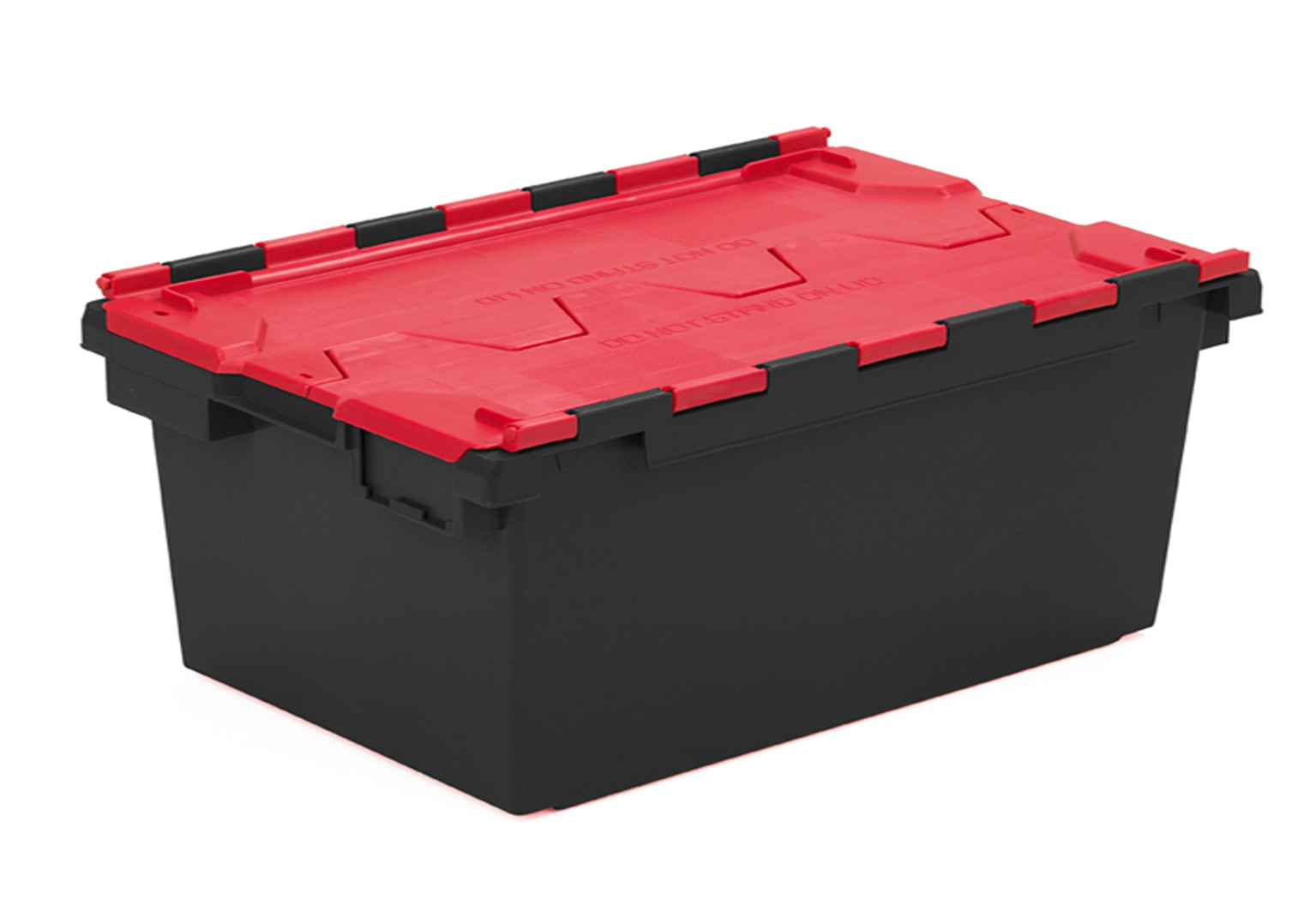 LC3_Plastor_Plastic_Crate_80_Litres_Closed